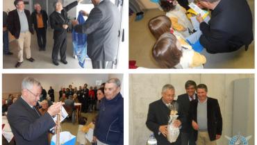 Visita Pastoral do Bispo D. António Moiteiro