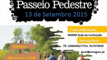 5º Passeio Pedestre