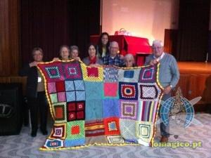 """""""O MÁGICO"""" tricota pelos Direitos dos Idosos"""
